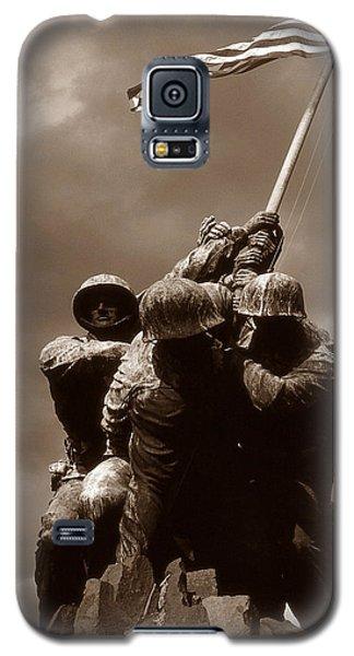 Iwo Jima War Memorial Washington Galaxy S5 Case