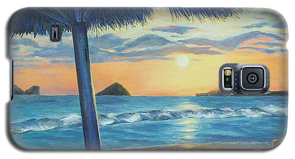Ixtapa Galaxy S5 Case by Susan DeLain