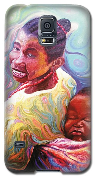 Iyaniwura  Galaxy S5 Case by Bankole Abe
