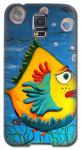 Izzy On The Itch Galaxy S5 Case