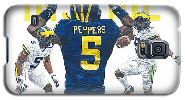Jabrill Peppers Galaxy S5 Case