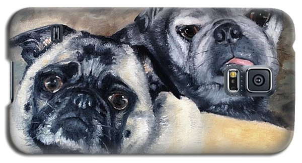 Jack And Bella Galaxy S5 Case by Diane Daigle