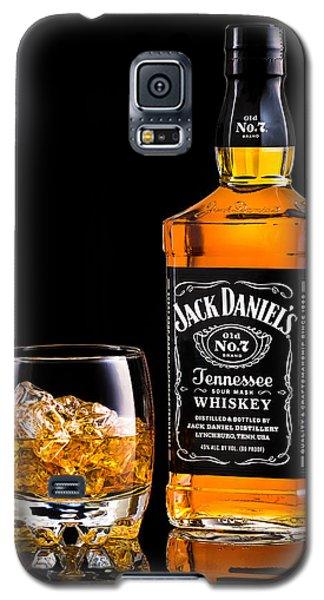Jack Daniel's Galaxy S5 Case by Mihai Andritoiu