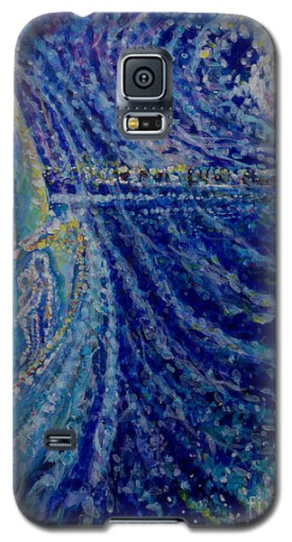 Ghost Ship Galaxy S5 Case