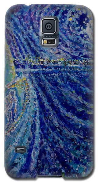 Ghost Ship Galaxy S5 Case by Holly Carmichael
