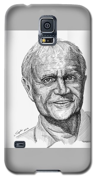 Jack Nicklaus Galaxy S5 Case by Lawrence Tripoli