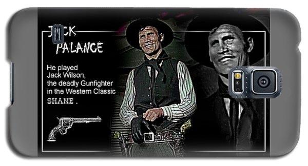 Jack  Palance Galaxy S5 Case