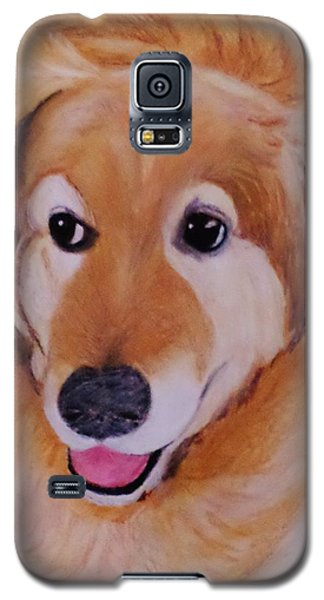 Jack Ready To Go Galaxy S5 Case by Christy Saunders Church