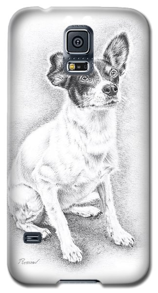 Jack Russell Galaxy S5 Case