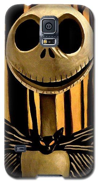 Jack Skelington Galaxy S5 Case