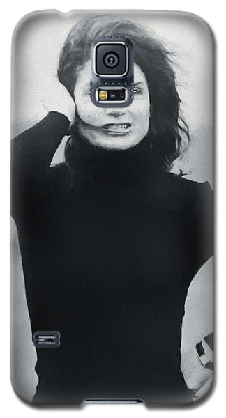 Jackie Kennedy - Painting Galaxy S5 Case