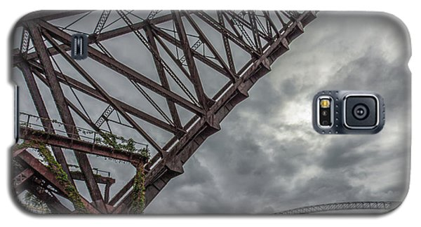 Jackknife Bridge To The Clouds Galaxy S5 Case