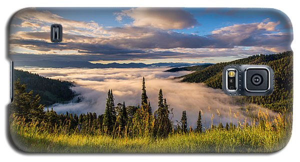 Jackson Hole From Above Galaxy S5 Case