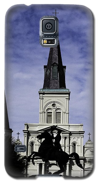 Jackson Square - Color Galaxy S5 Case