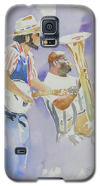 Jackson Square Galaxy S5 Case by Mary Haley-Rocks