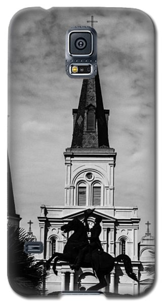 Jackson Square - Monochrome Galaxy S5 Case