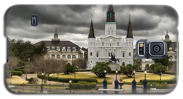 Jackson Square New Orleans Galaxy S5 Case