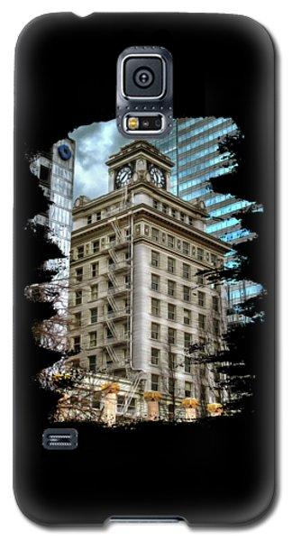 Jackson Tower Portland Oregon Galaxy S5 Case