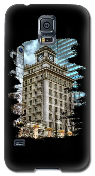 Jackson Tower Portland Oregon Galaxy S5 Case
