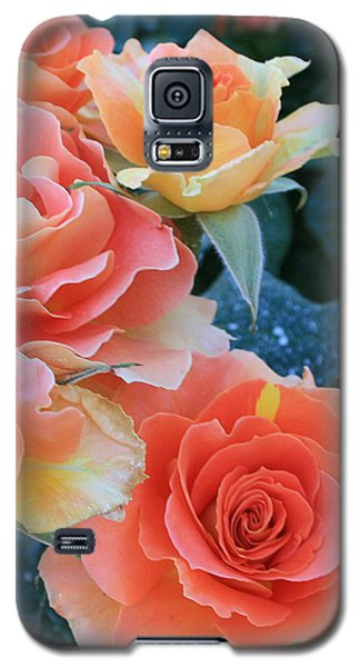 Galaxy S5 Case featuring the photograph Jacob by Marna Edwards Flavell