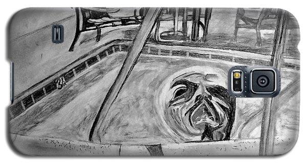 Jacuzzi Galaxy S5 Case