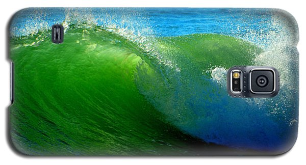 Jade Cascade Galaxy S5 Case