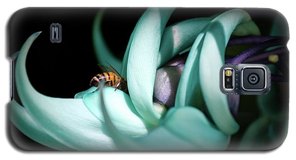 Galaxy S5 Case featuring the photograph Jade by Laura DAddona