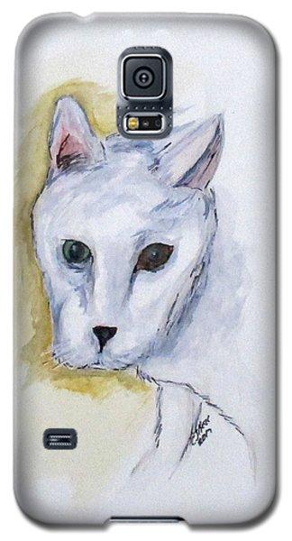 Jade The Cat Galaxy S5 Case