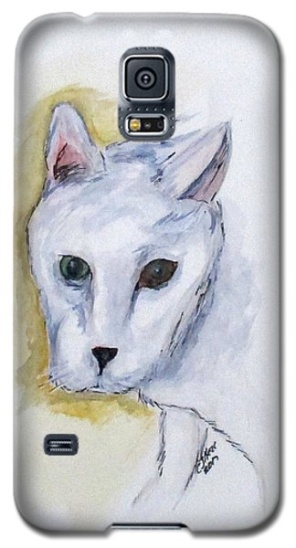 Jade The Cat Galaxy S5 Case