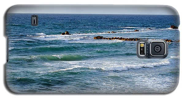 Jaffa Beach 10 Galaxy S5 Case