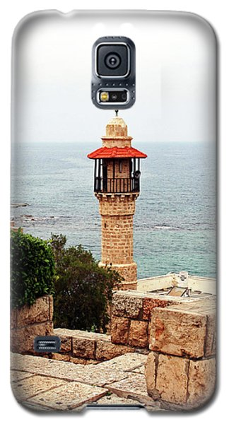 Galaxy S5 Case featuring the photograph Jaffa Israel by Denise Moore