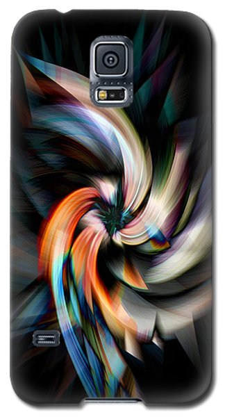 Jagged Twirl Galaxy S5 Case
