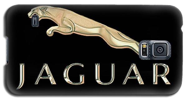 Jaguar Car Emblem Design Galaxy S5 Case
