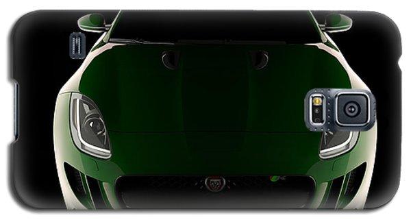 Jaguar F-type - Front View Galaxy S5 Case