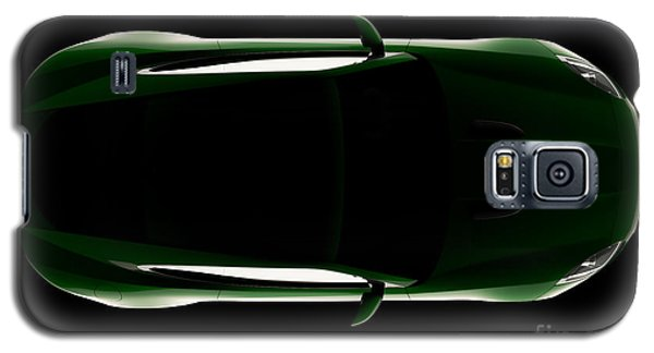 Jaguar F-type - Top View Galaxy S5 Case