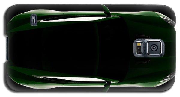 Jaguar F-type - Top View Galaxy S5 Case