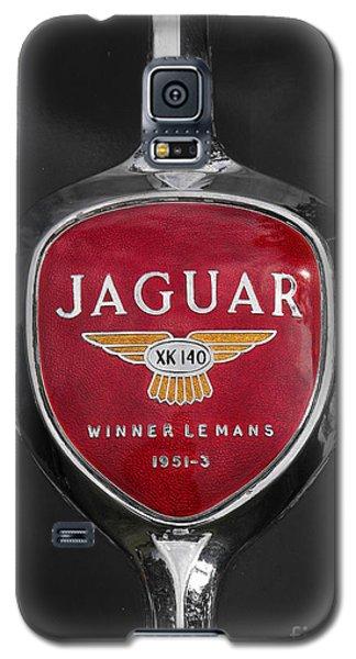 Jaguar Medallion Galaxy S5 Case