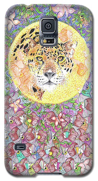 Jaguar Night Galaxy S5 Case
