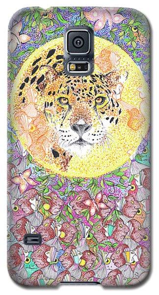 Jaguar Night Galaxy S5 Case