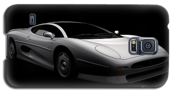 Jaguar Xj220 Galaxy S5 Case