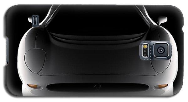Jaguar Xj220 - Front View Galaxy S5 Case