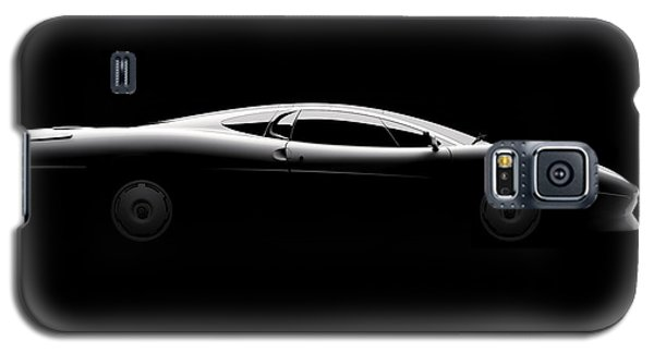 Jaguar Xj220 - Side View Galaxy S5 Case