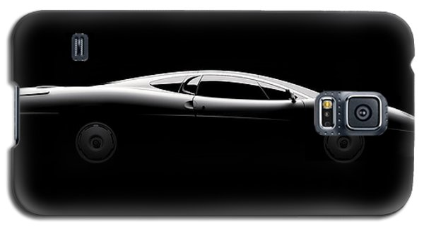 Jaguar Xj220 - Side View Galaxy S5 Case