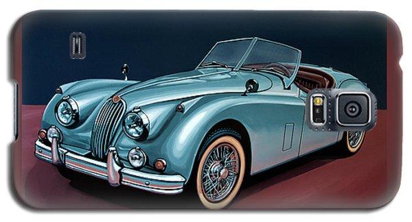 Jaguar Xk140 1954 Painting Galaxy S5 Case