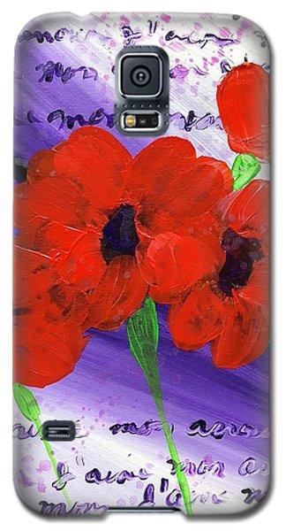 J'aime Mon Amour Galaxy S5 Case