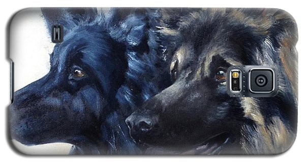Jake And Shiloh Galaxy S5 Case by Diane Daigle