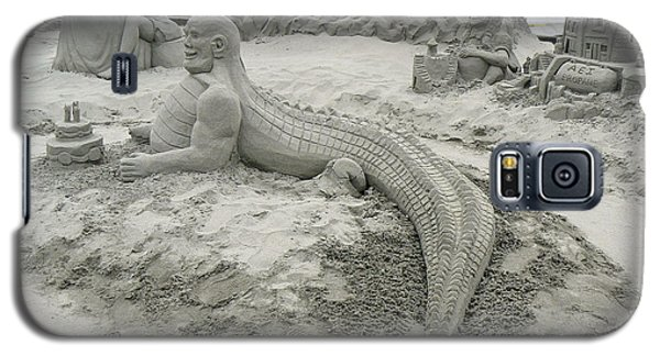 Jake The Alligator Man  Galaxy S5 Case by Pamela Patch