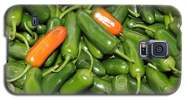 Jalapeno Peppers Galaxy S5 Case