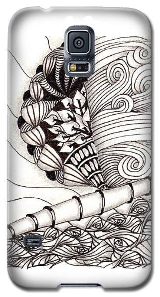 Jamaican Dreams Galaxy S5 Case by Jan Steinle