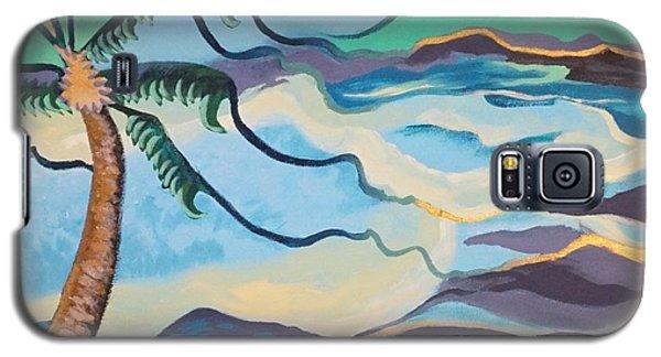 Jamaican Sea Breeze Galaxy S5 Case by Jan Steinle
